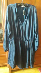 Новая темно синяя блузка туника Gap размер ХЛ