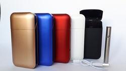 Портсигар бокс под сигареты плюс юсб USB зажигалка