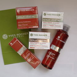 Serum Vegetal 35- крем, ночной пилинг, лосьон, сыворотка-Ив Роше Yves Rocher