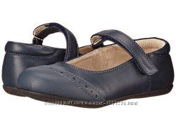 Кожаные туфельки SEE KAI RUN р. 33. Идеальный вариант для школы.
