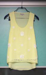 Блуза нежного желтого цвета Limited Edition