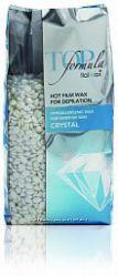 Горячий плёночный воск для депиляции Сrystal Top Formula ItalWax 750 гр