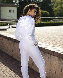 Белые спортивные брендовые брюки-джоггеры Хtreme Вoxing Италия ор