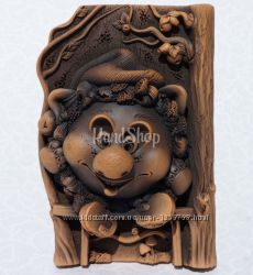 Сувенир керамика Яблонька