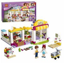 Конструктор Bela Friends  Супермаркет аналог LEGO Friends 41118
