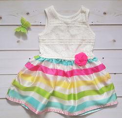 Нарядное платье Childrens Place 3Т, 4T
