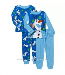 Пижама на мальчика Frozen от Disney 2Т-5T