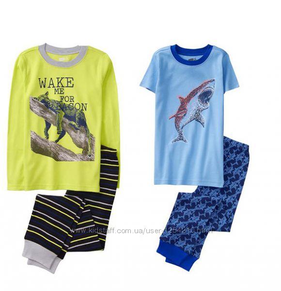 Пижама на мальчика Crazy8  114-147р 5-10лет
