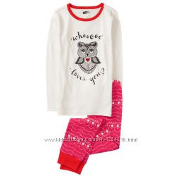 Пижама на девочку Crazy 5-10 лет  114-152р