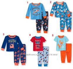 Пижамки для мальчика, комплекты для дома Childrens Place 6-9мес