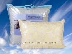 Подушка искусственный лебяжий ппух