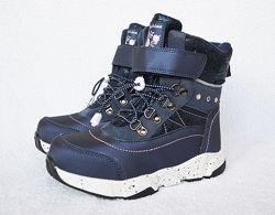 Зимние ботинки для девочки-подростка. ТомМ. 33-38р. Овчина. Термоэффект.