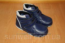Ботинки для мальчика ТМ Vitaliya Украина, р-р28. 5, 31, 31. 5