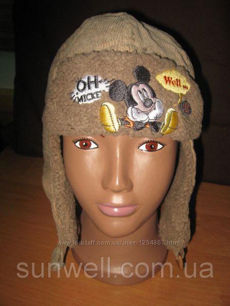 Детская шапка для мальчика Sun City Франция р. 48, 50