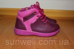 Зимние ботинки для девочки Тм Vitaliya Украина, р-р 32-36