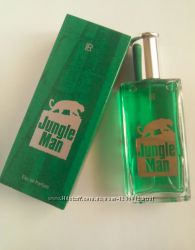 Духи LR Jungle Man Мужской парфюм ЛР Джангл Джунгли Мен мужские духи