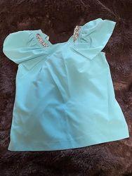 Блузка melio с камнями