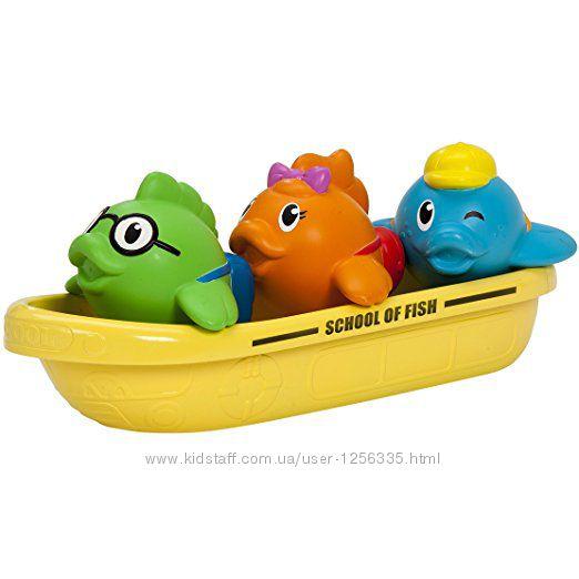 Игрушка для ванной Школа рыболовов от Munchkin  США