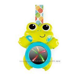 Говорящая и светящаяся Лягушка-подвеска от Bright Starts Оригинал США