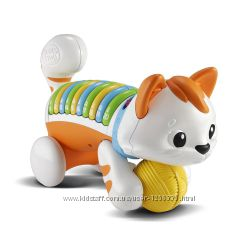 Интерактивная музыкальная игрушка- Котенок с клубочком от LeapFrog