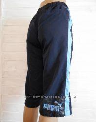Красивые легкие удлиненные шорты Puma