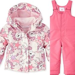 Зимний комплект 3 в 1 The Children&acutes place для девочки 2-3 года