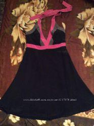 Шелковое платье Next, 8 размер
