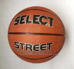 Мяч для баскетбола SELECT Дания - размер 6 и 7