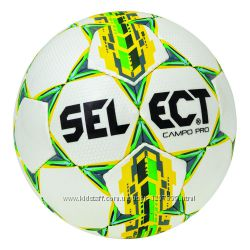 Футбольный мяч Select CAMPO PRO - 3 размер оригинал