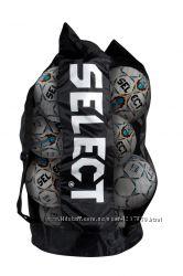 Cумки и сетки для мячей SELECT Дания