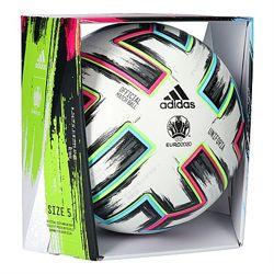 Мяч футбольный Adidas Uniforia Euro 2020 OMB FH7362