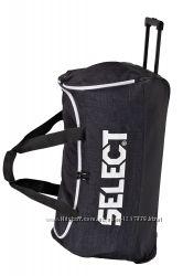 Сумка SELECT LAZIO Teambag на колесах - 105 литров