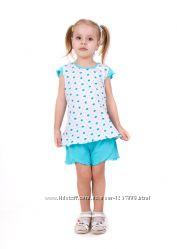 Пижама для девочки Божья Коровка тм Габби 104, 110см
