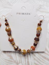 Ожерелье, бусы, украшение на шею Primark