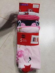 Комплект женских носочков, 5 пар упаковка Primark