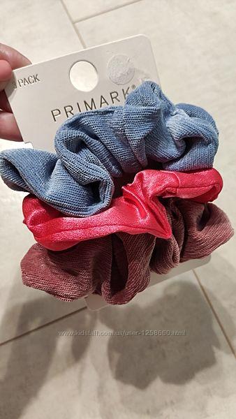 Набор резинок для волос, набор заколок для волос, 3шт набор Primark