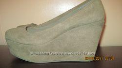 Туфли на платформе divided от h&m 39 р-р