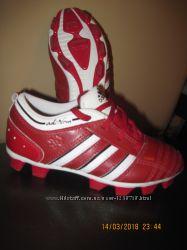 Бутсы кроссовки Adidas Adinova кожа 29 стелька 18 см