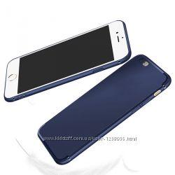 Чехол для iphone 6 plus чехлы на айфон 6 плюс силиконовый синий 6