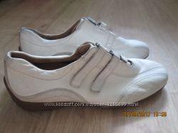 Новые кожаные туфли Gabor.