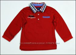 760  Рубашка поло Mayoral на 12 и 18 мес