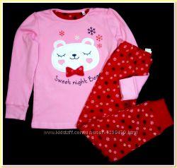 225  Пижама PALOMINO для девочек 5-6 лет