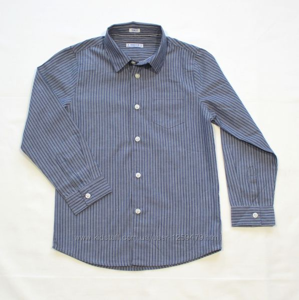 7001  Рубашка Mayoral на 6 и 7 лет
