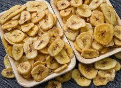 Банановые чипсы 1кг.