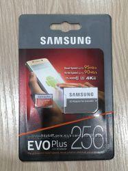 Карта памяти Samsung microSD 256GB EVO Plus