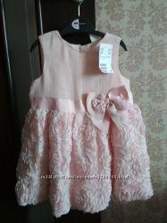 Новое платье H&M р. 92