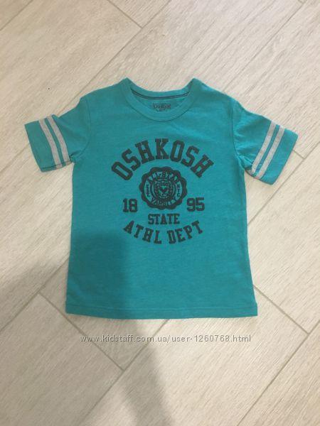 Новые футболки carters  2, 3, 4, 5, 6, 7лет