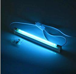Бактерицидная лампа, светильник для обеззараживания