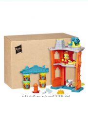 Play-Doh набор пожарная часть