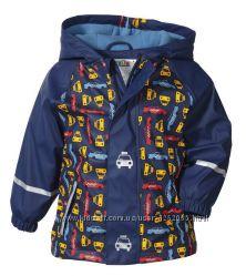 Куртка дождевик-ветровка Lupilu - Германия   размер 122-128